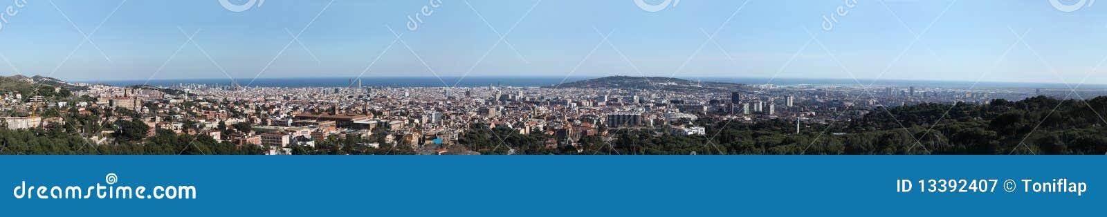 Gran descripción de Barcelona