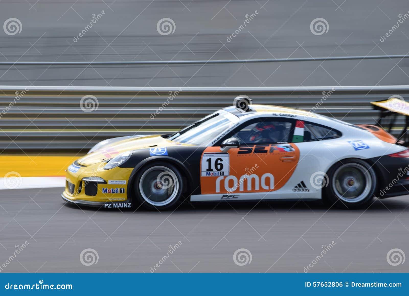 Gran Premio britannico 2015 di Porsche Supercup