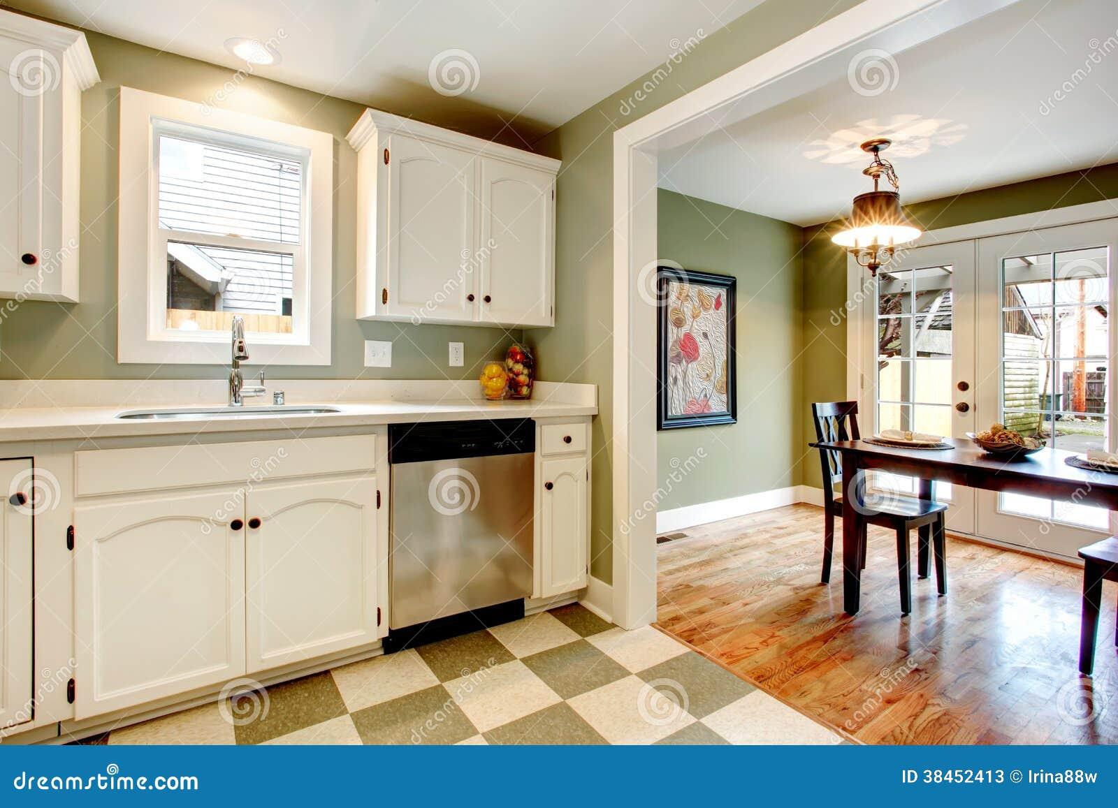Colores Para Paredes De Cocina. Ideas De Cmo Combinar Los Colores En ...