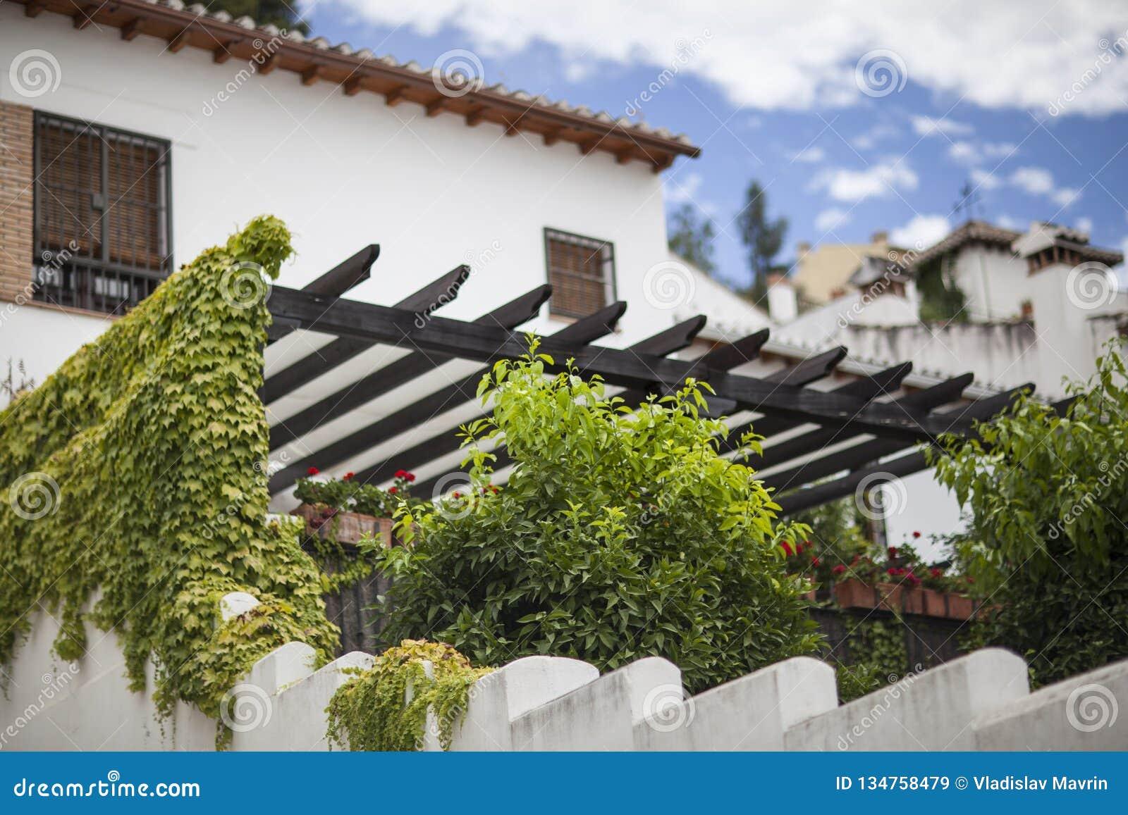 Granada White Streets