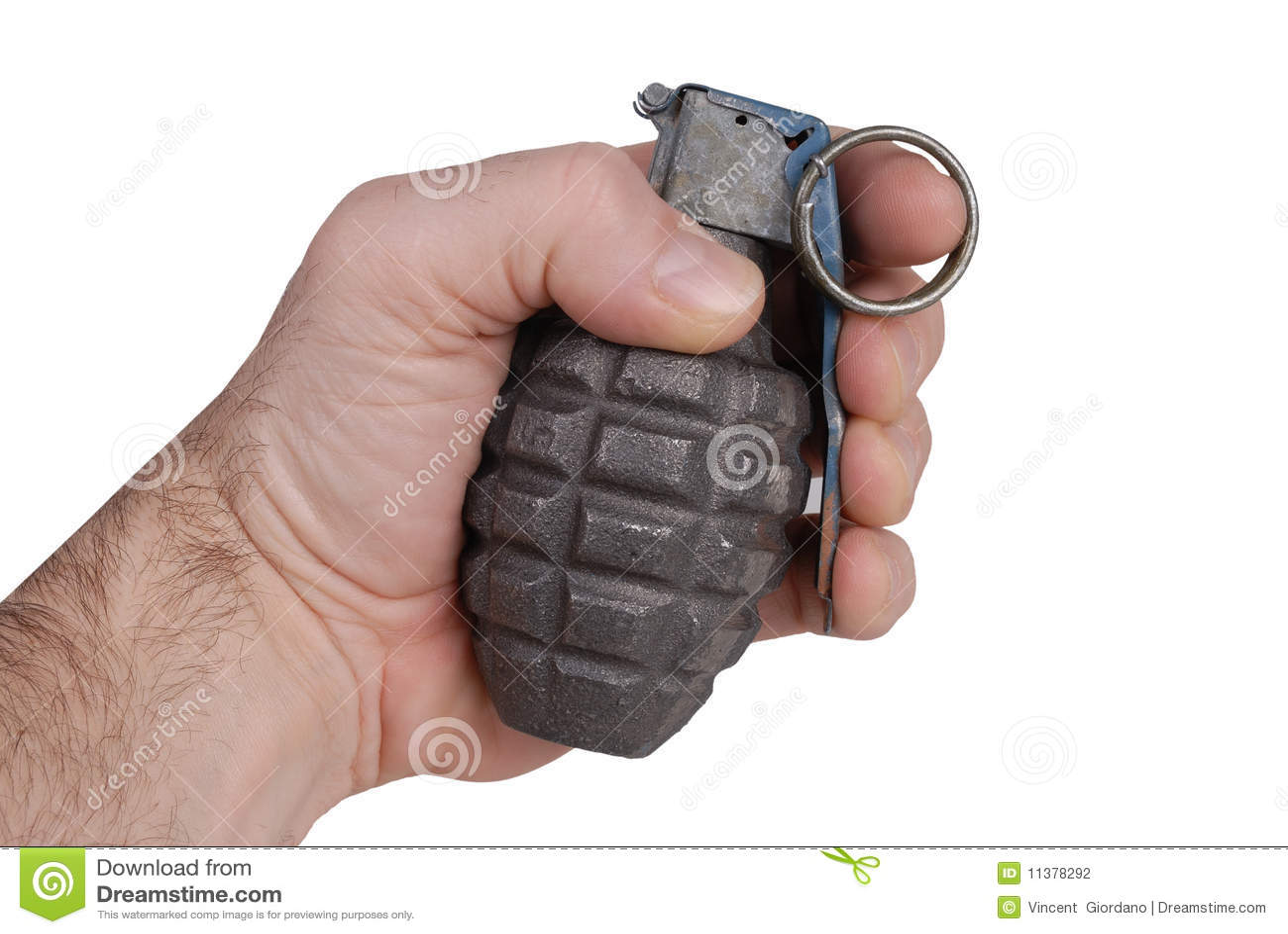 granada mano: