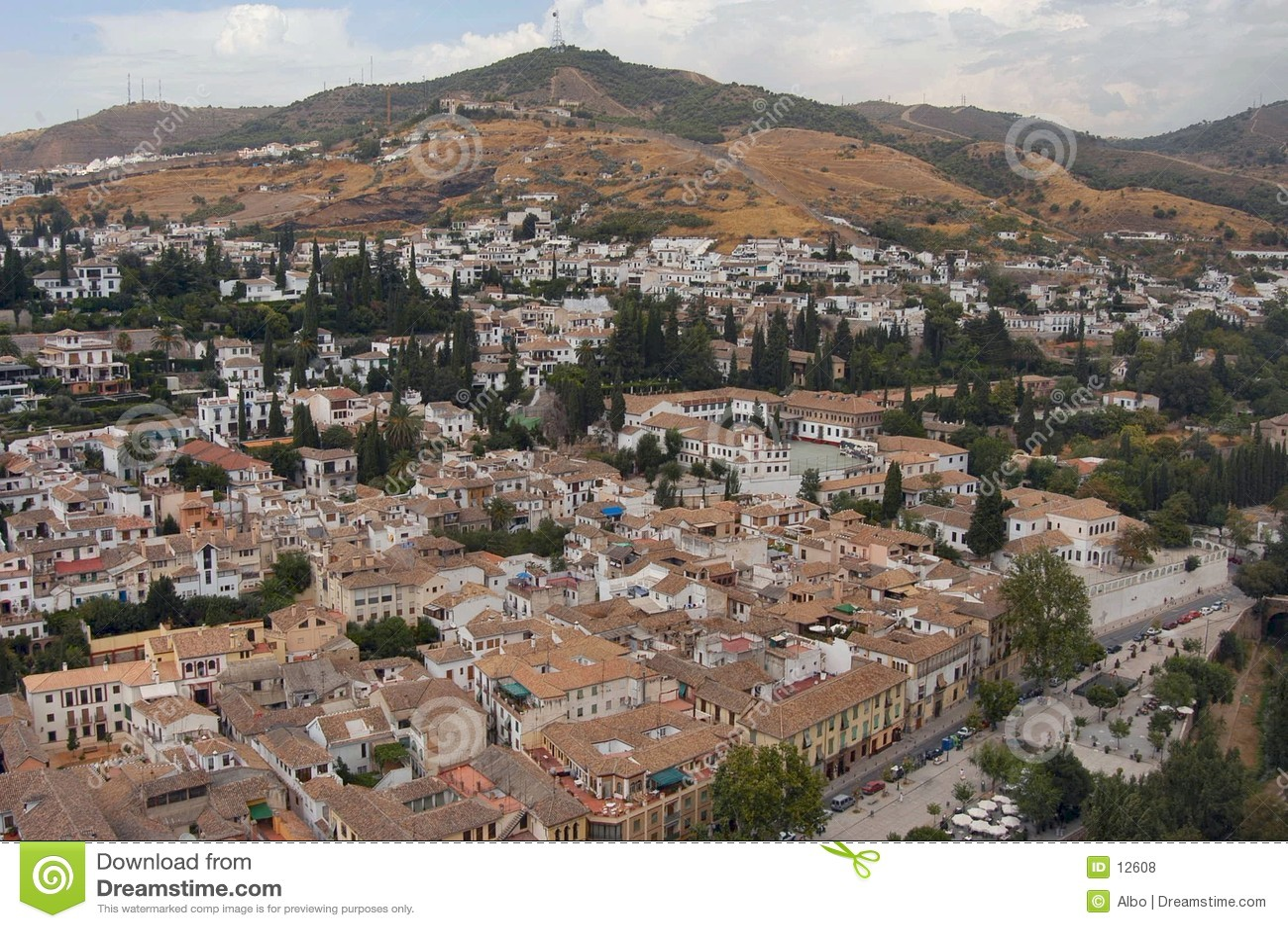 Granada sikt