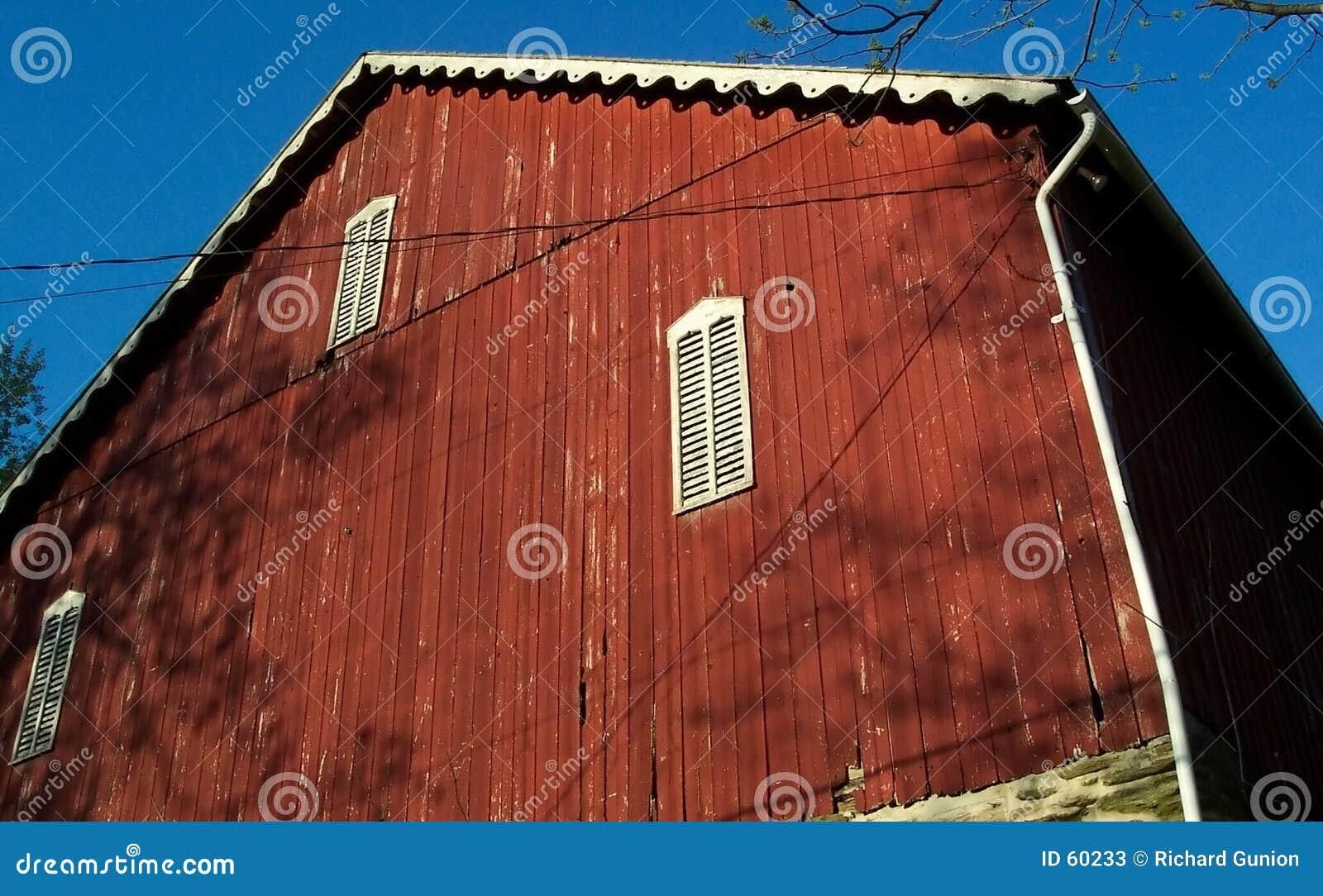 Granaio rurale del paese