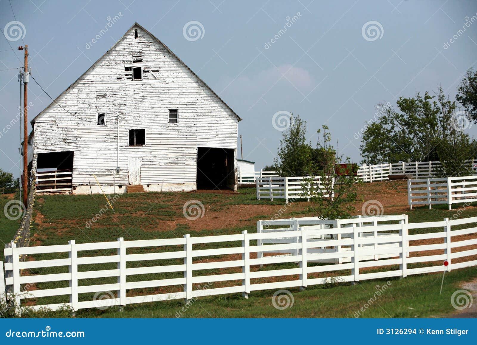 Granaio rurale Tennessee