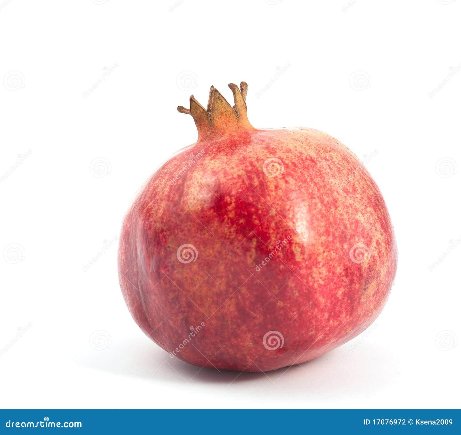 Granatapfelfrucht
