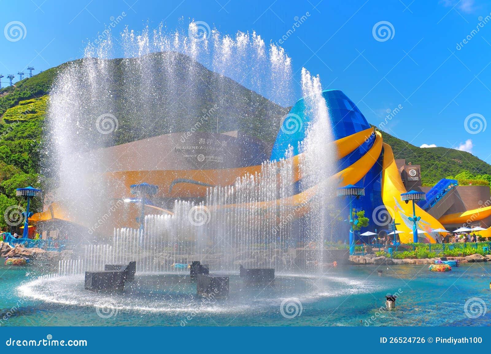 Image Result For Ocean Park Grand Aquarium