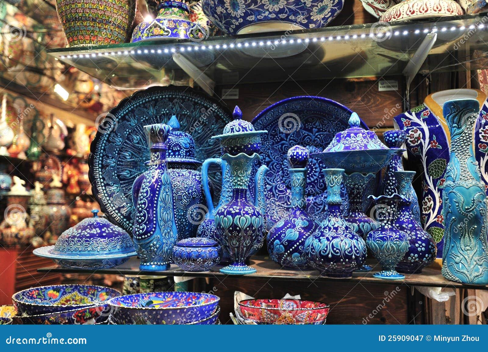Grand Bazaar Istanbul Royalty Free Stock Photography