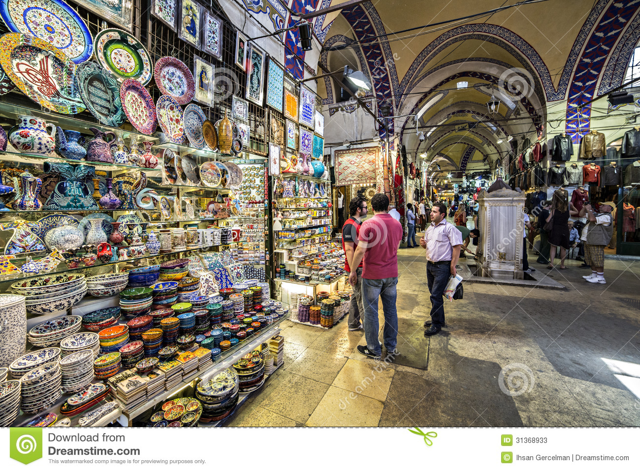 Shopping in Istanbul: reviews of tourists 22