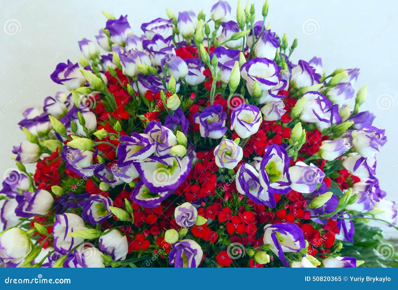Fabuleux Grand Bouquet Merveilleux De Fleurs Photo stock - Image: 50820365 HW58