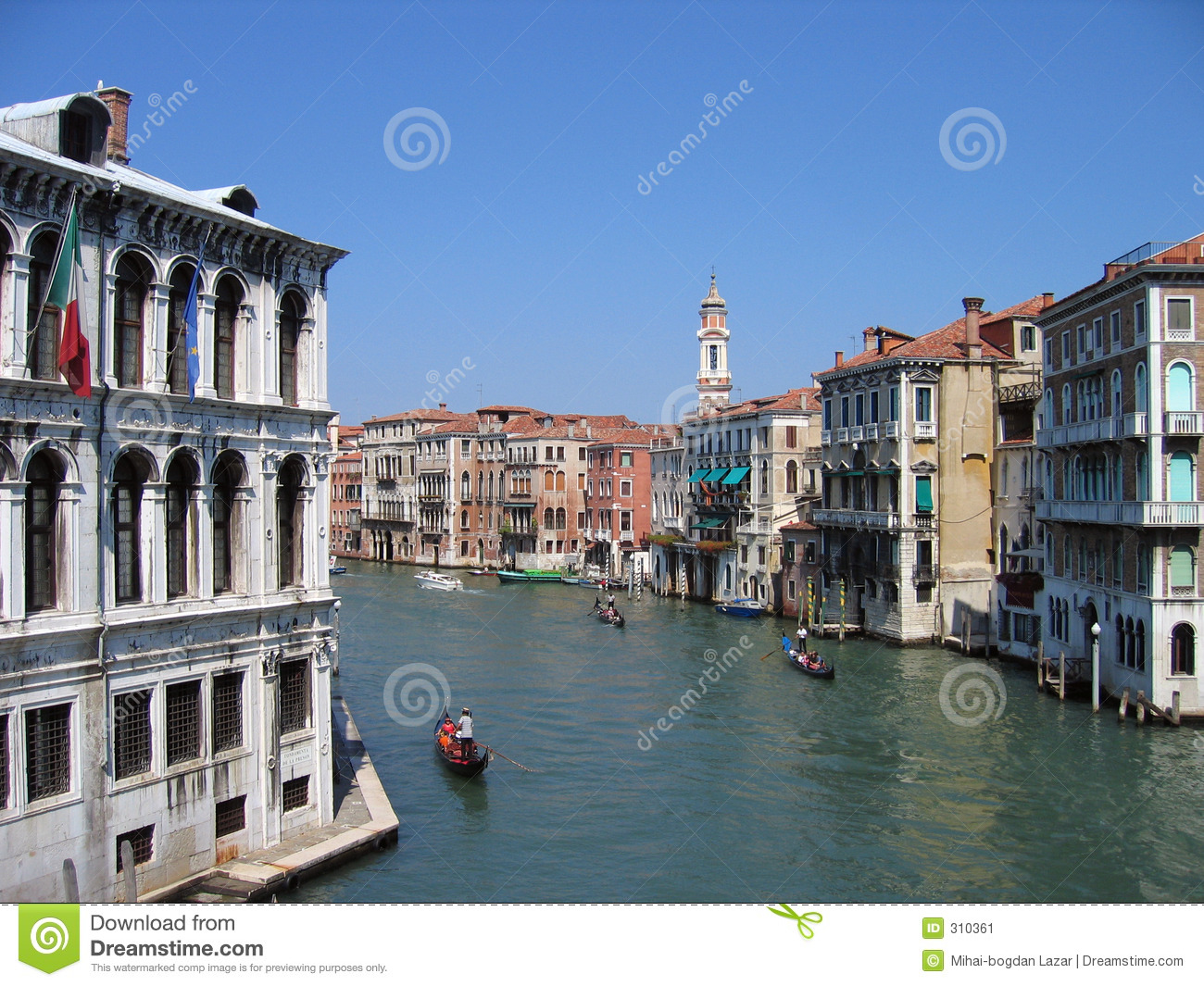 The Grand Canal 1 – Venice, Italy