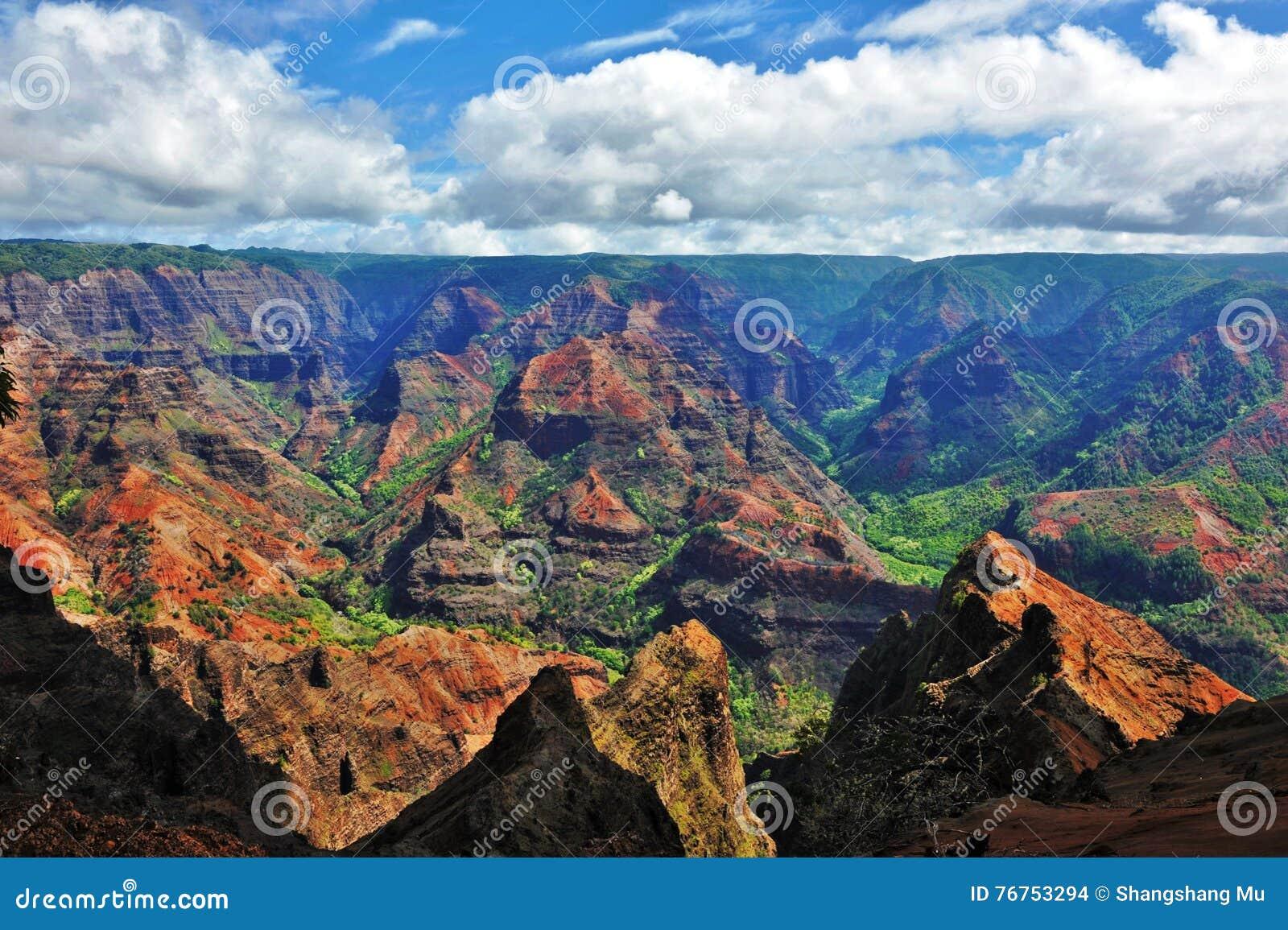 Grand Canyon do Pacífico