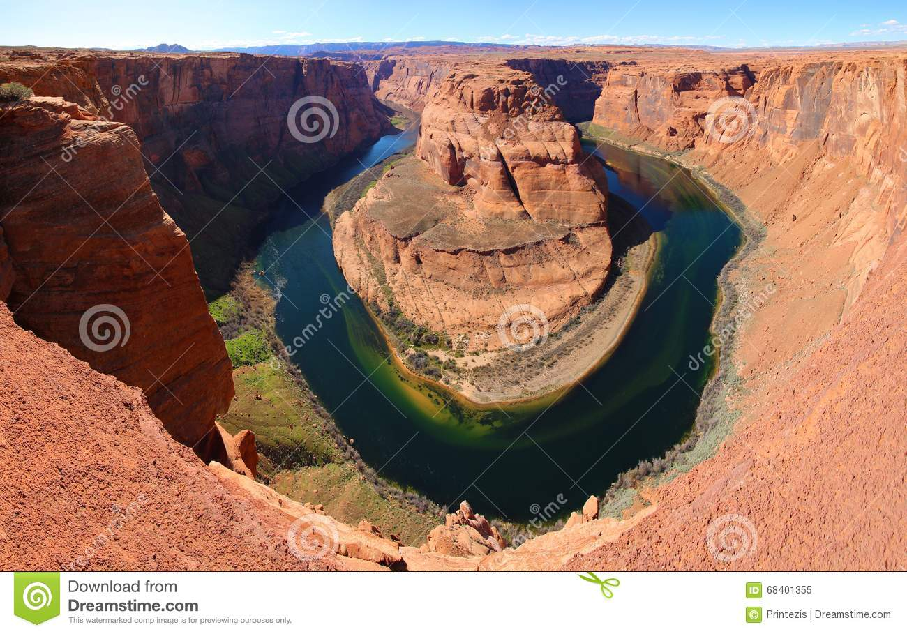 Grand Canyon: Horseshoe Bend by Page, Arizona