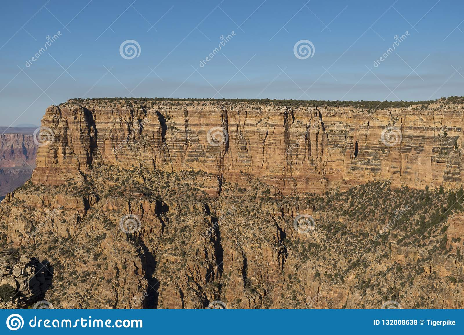 Grand Canyon National Park Arizona Stock Photo Image Of