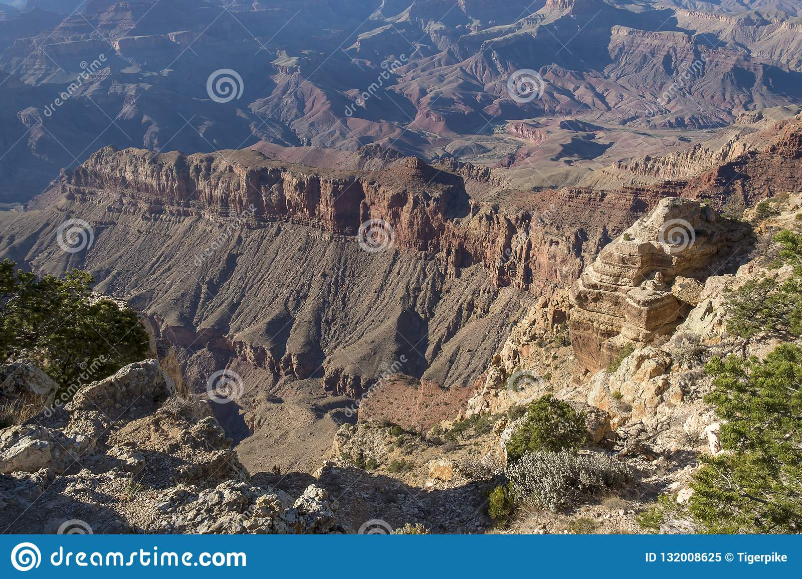 Grand Canyon National Park Arizona Stock Image Image Of