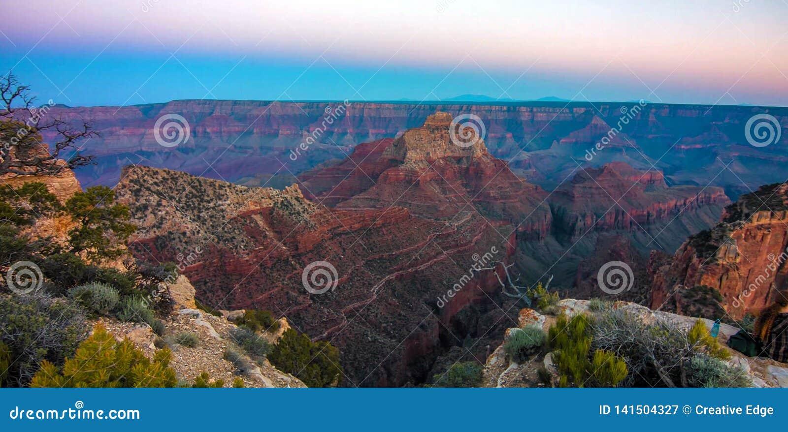 Grand Canyon, North Rim, Arizona, United States of America