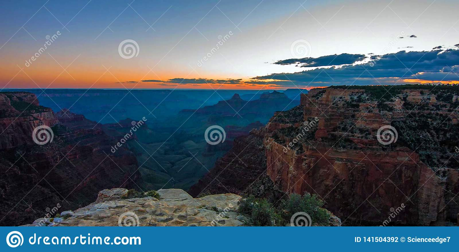 Grand Canyon, North Rim, Arizona, United States of America