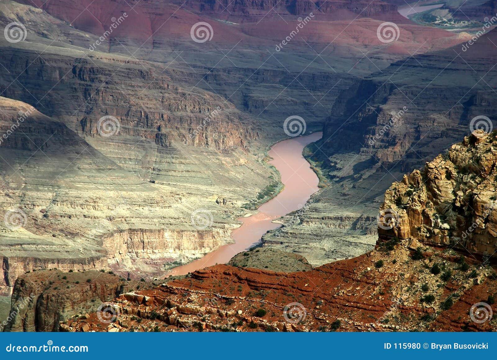 Grand Canyon szenisch