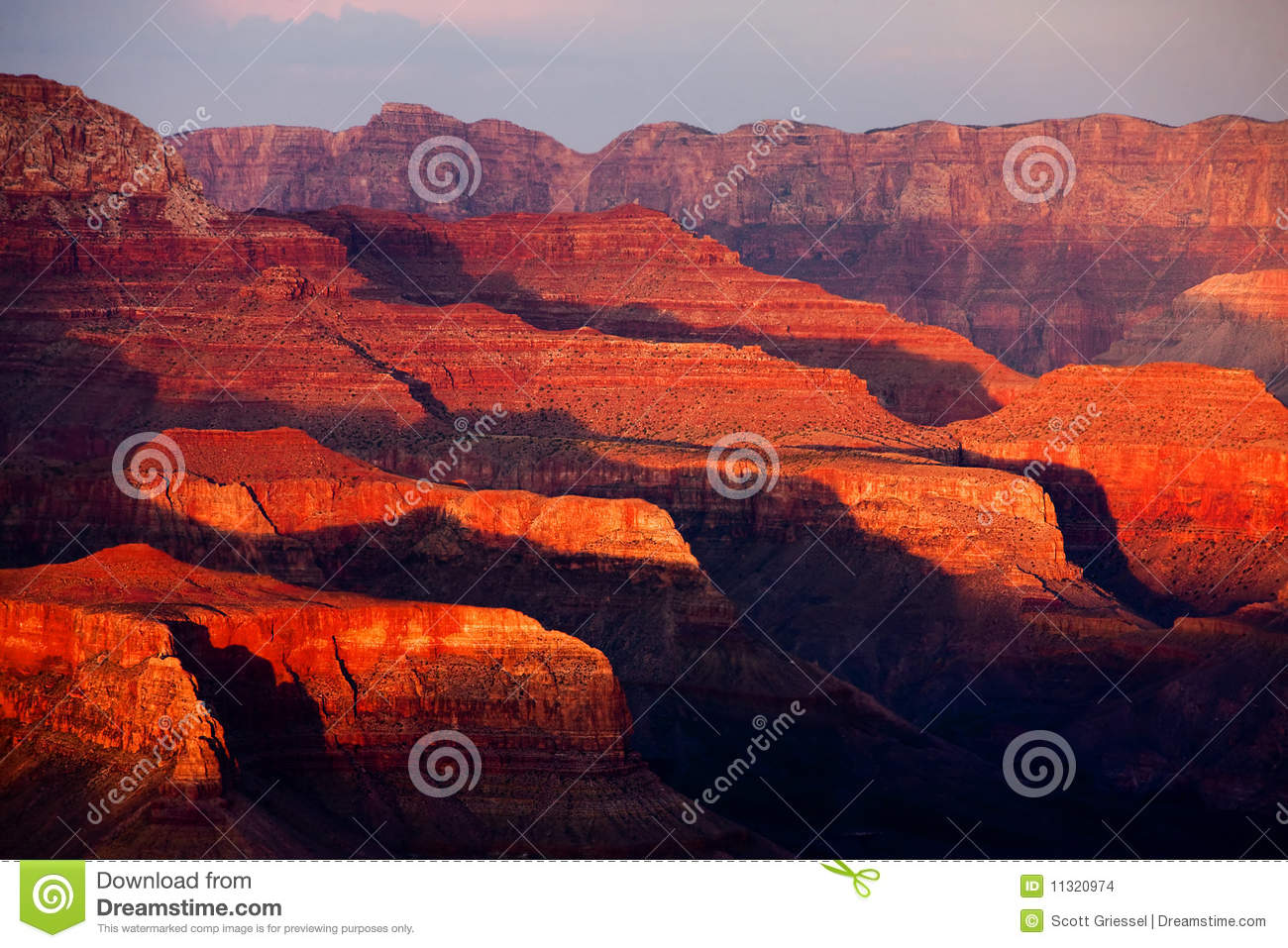 Grand- Canyondetail