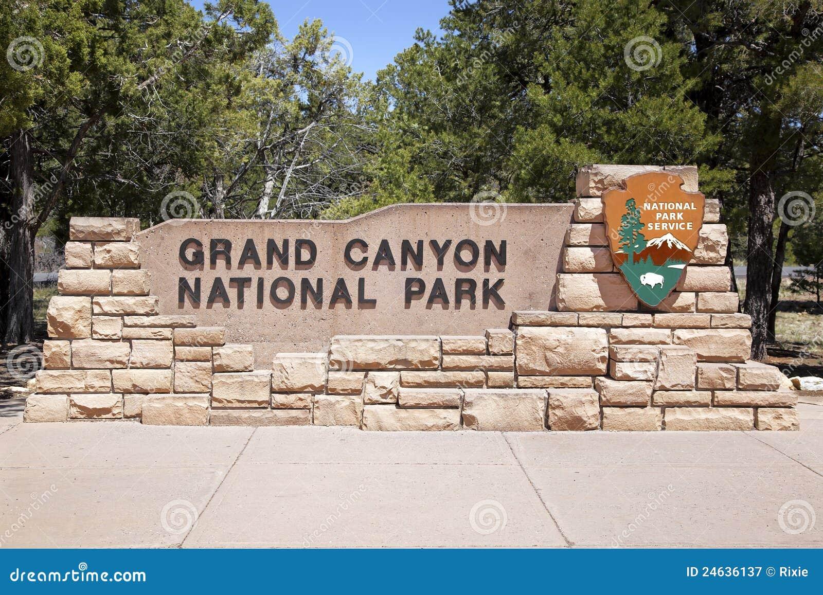 Grand- Canyoneingang