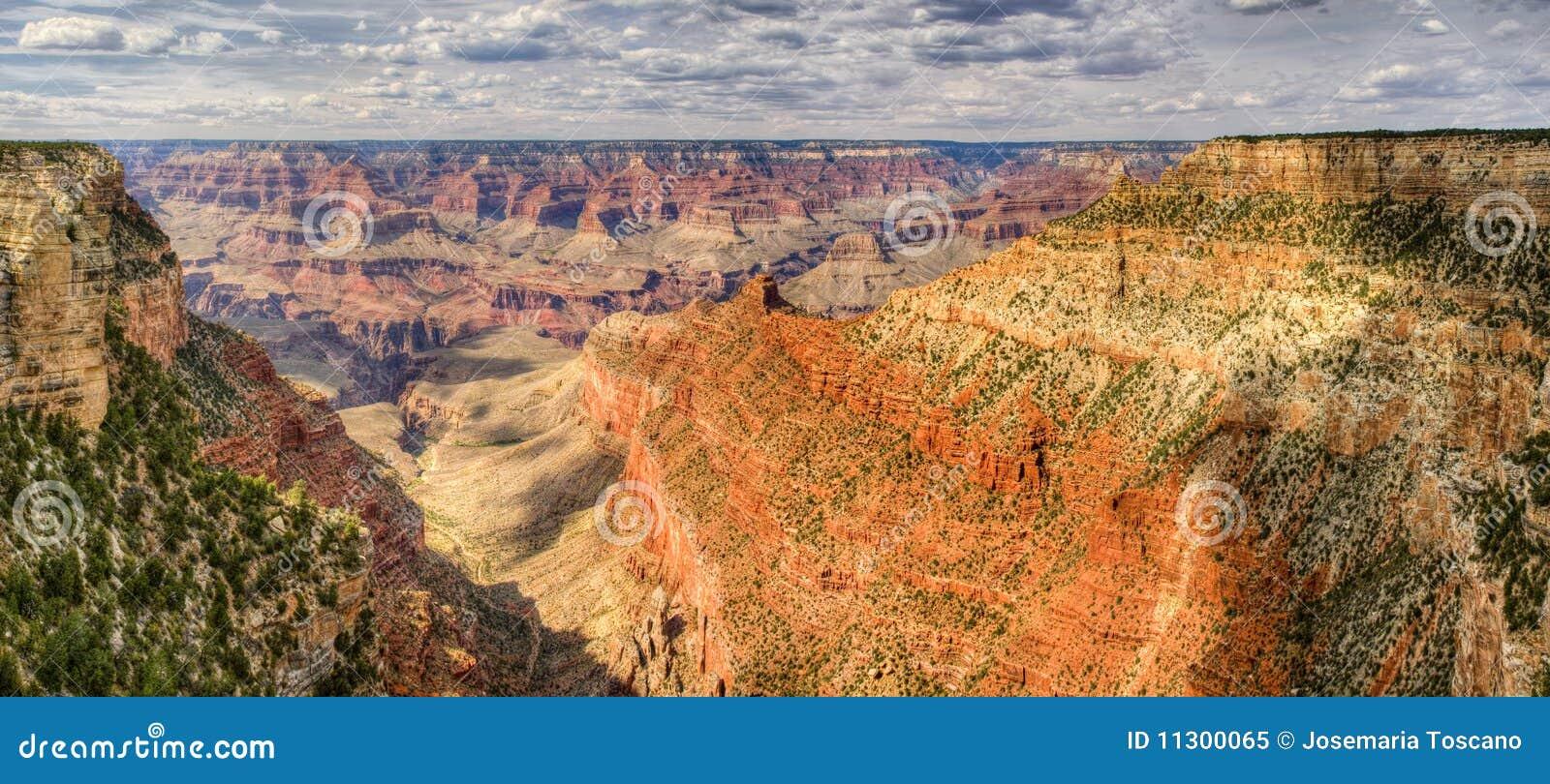 Grand- Canyonpanorama