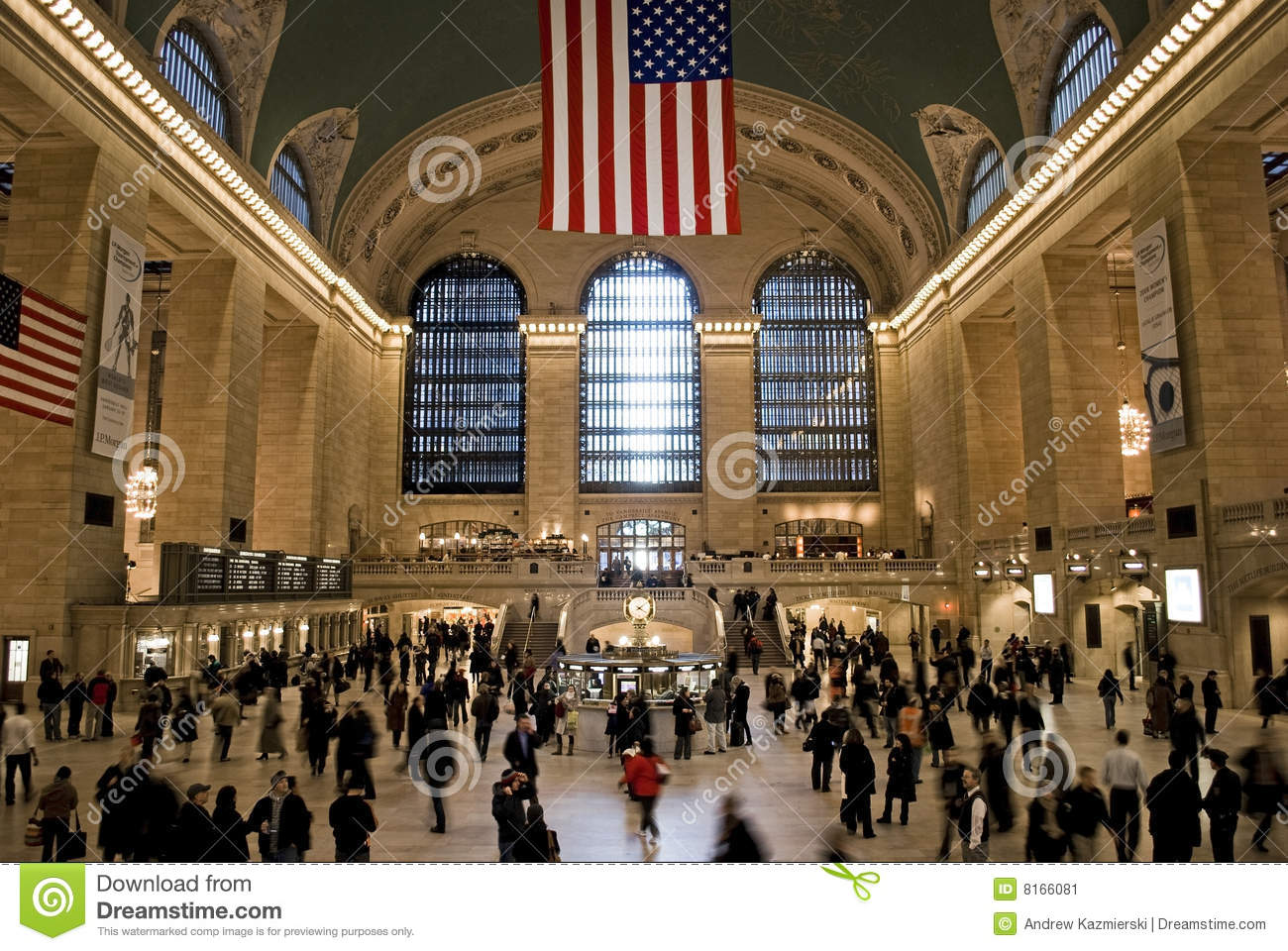 Grand Central Station editorial photo. Image of travel - 8166081