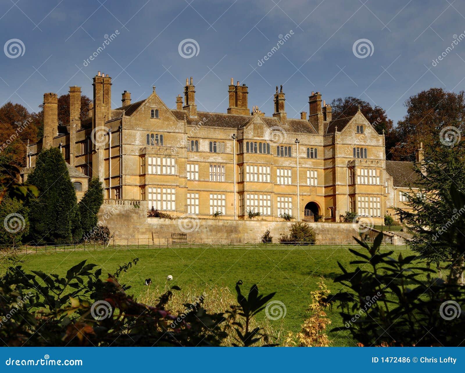 Grand English House