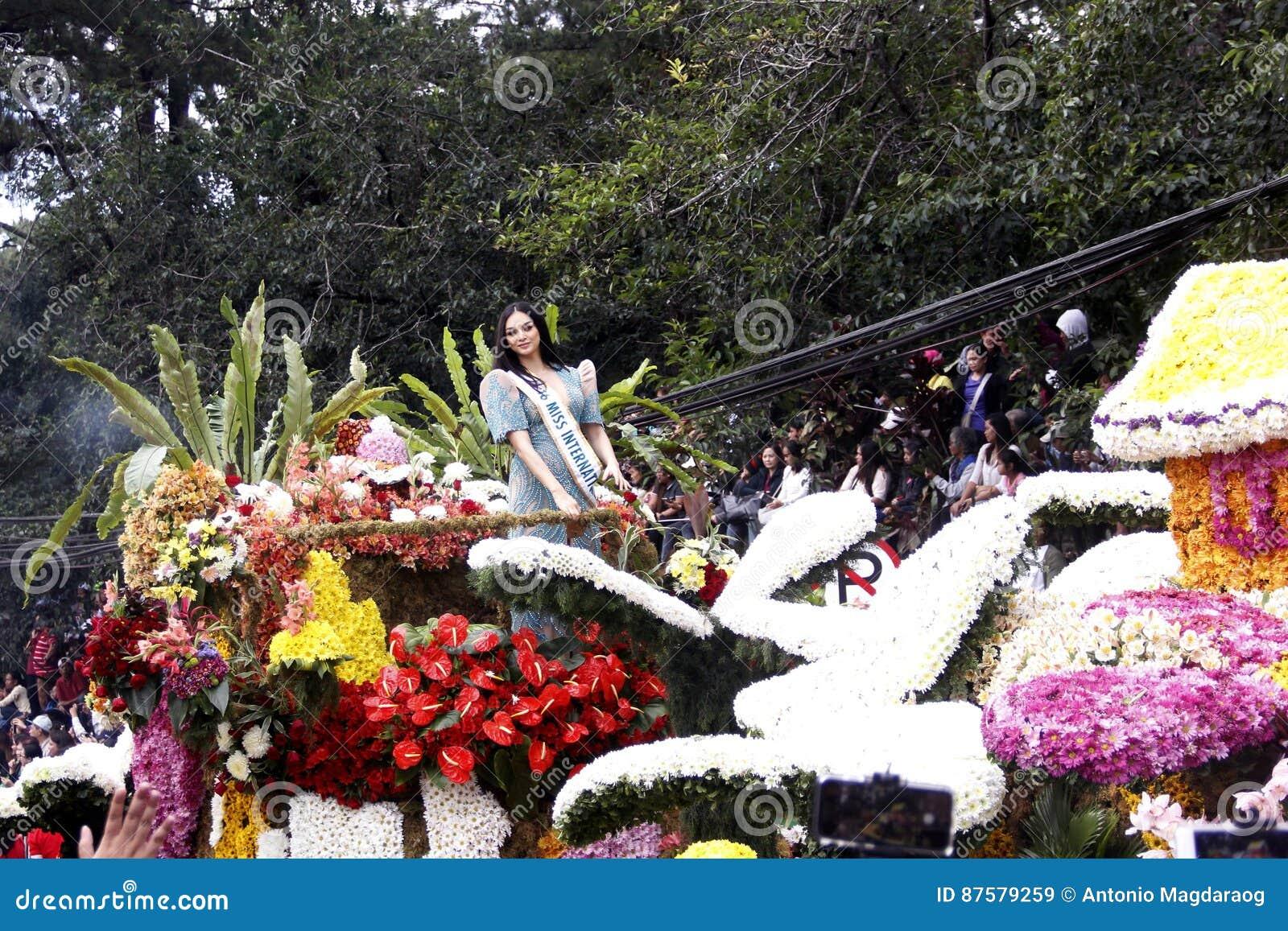 Grand Flower Float Festival