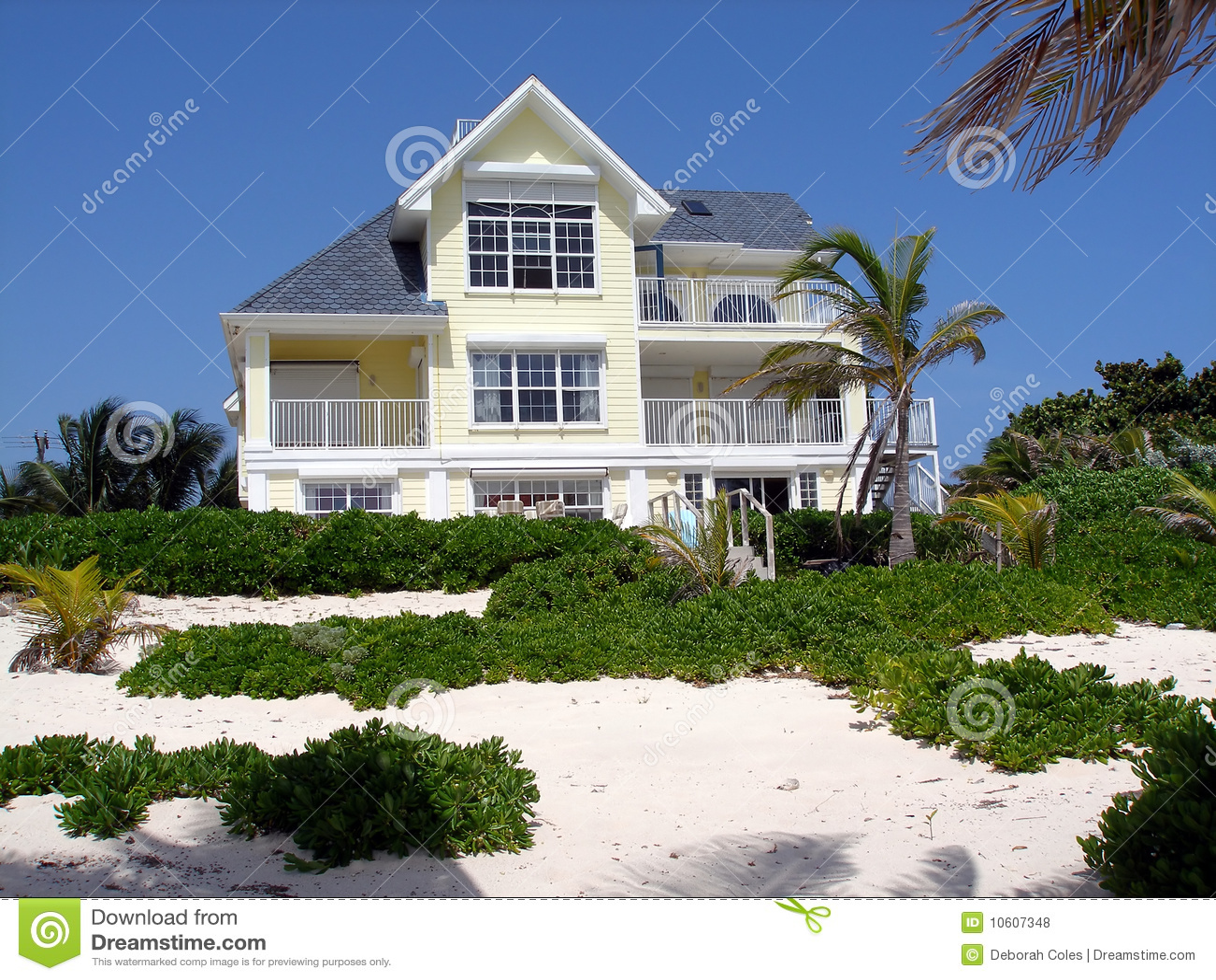 Grand home on Grand Cayman