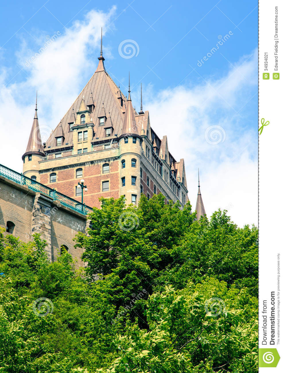 Grand hotel frontenac for Design hotel quebec city