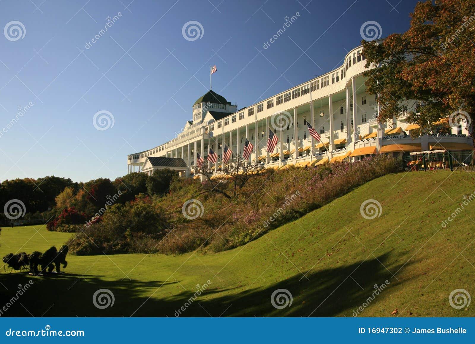 Grand hotel, mackinac island Michigan