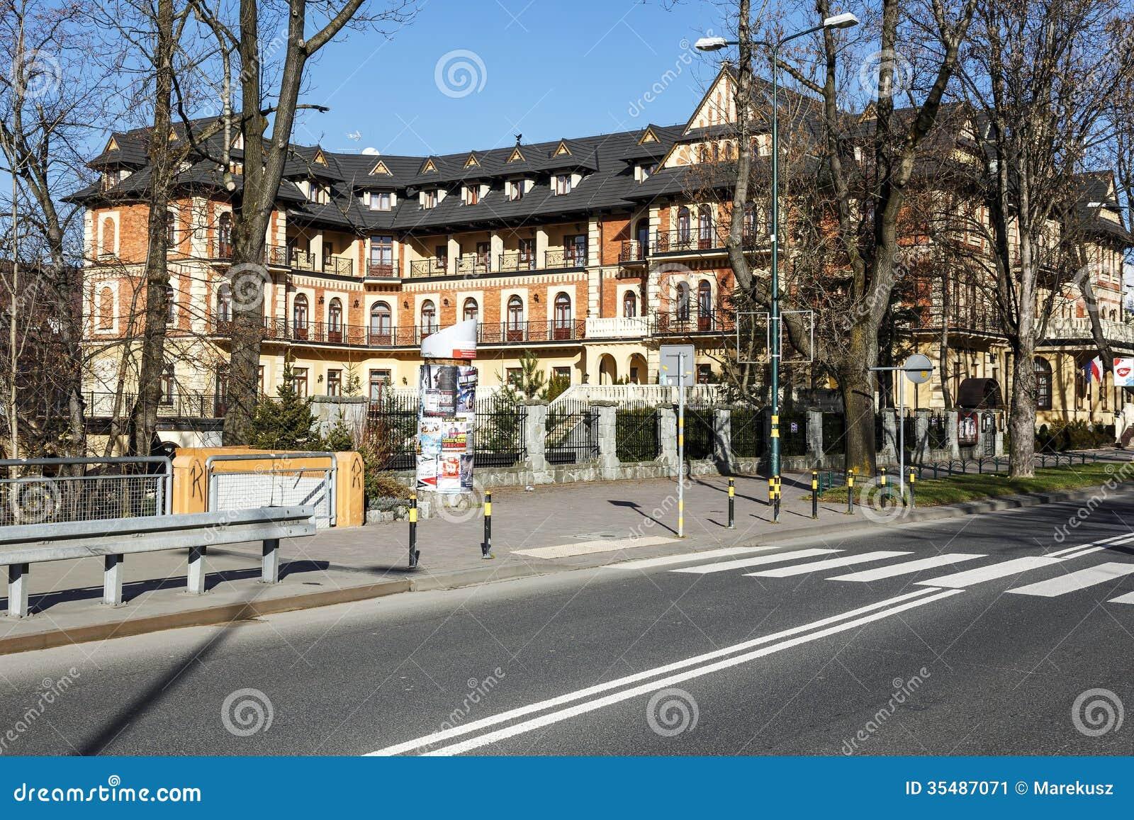 Hotel Grand Stamary Zakopane