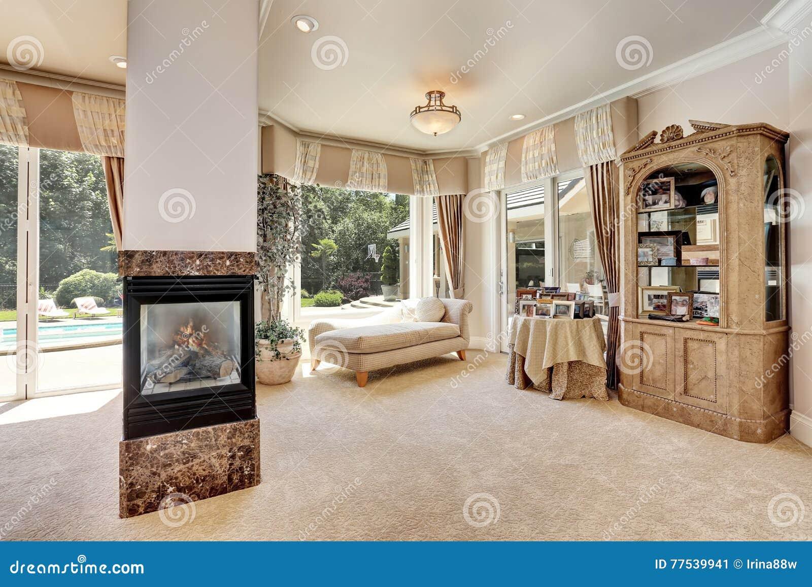 Cabriolet confortable luxe maison