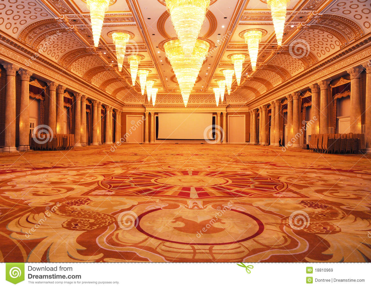 Grand Hotel Foyer : Grand luxurious hotel hall royalty free stock images