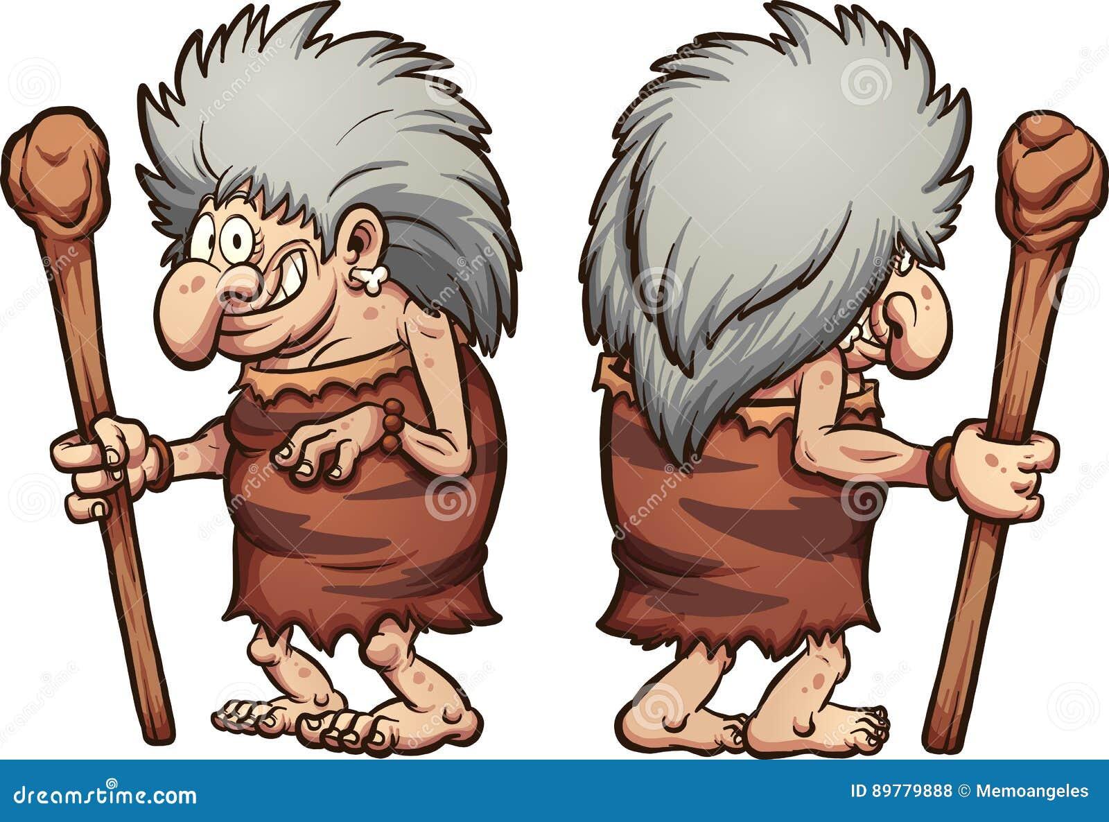 Grand-maman préhistorique