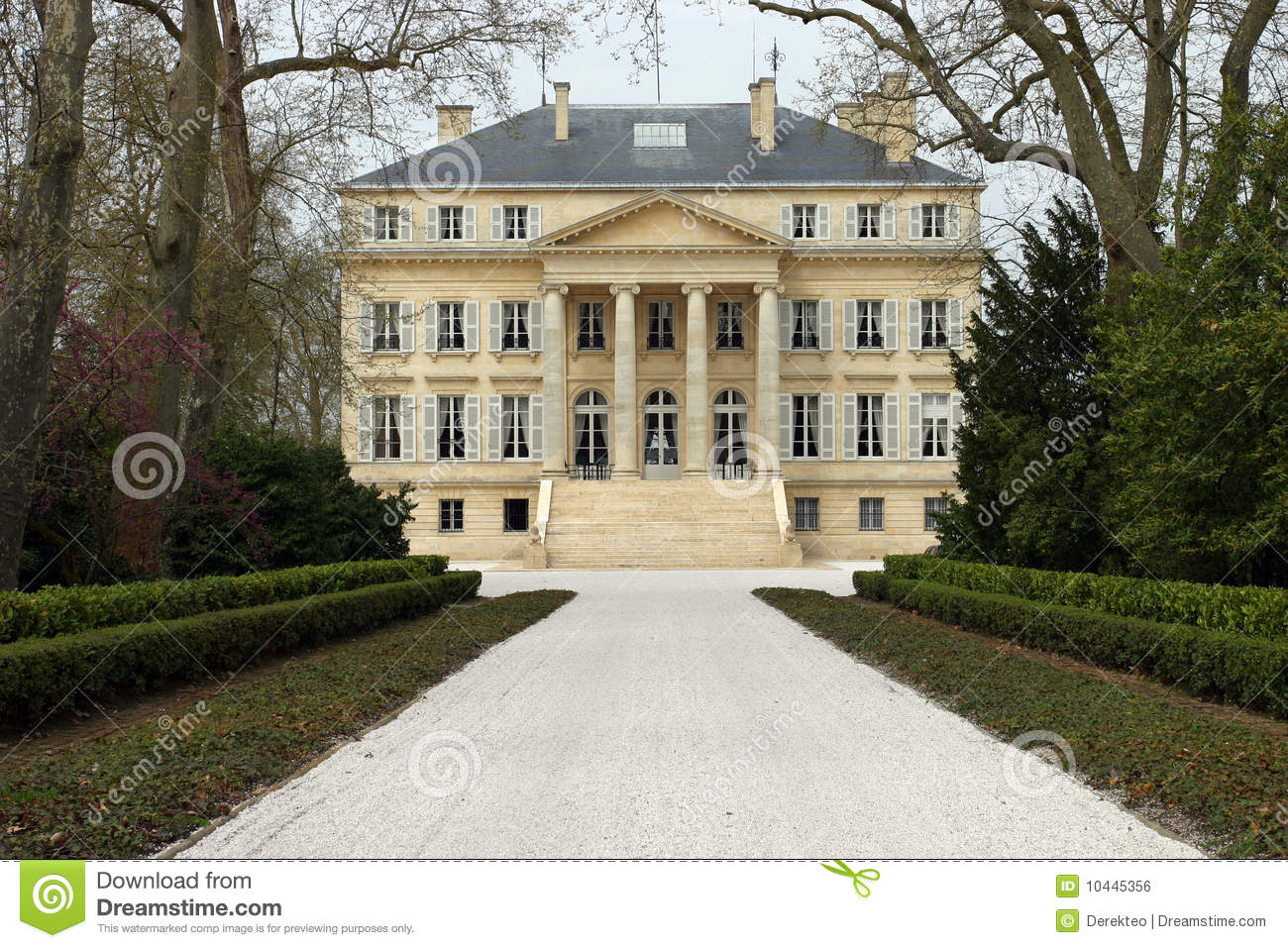 Grand mansion in france stock photo image of house ancient 10445356 - Masion design in france ...