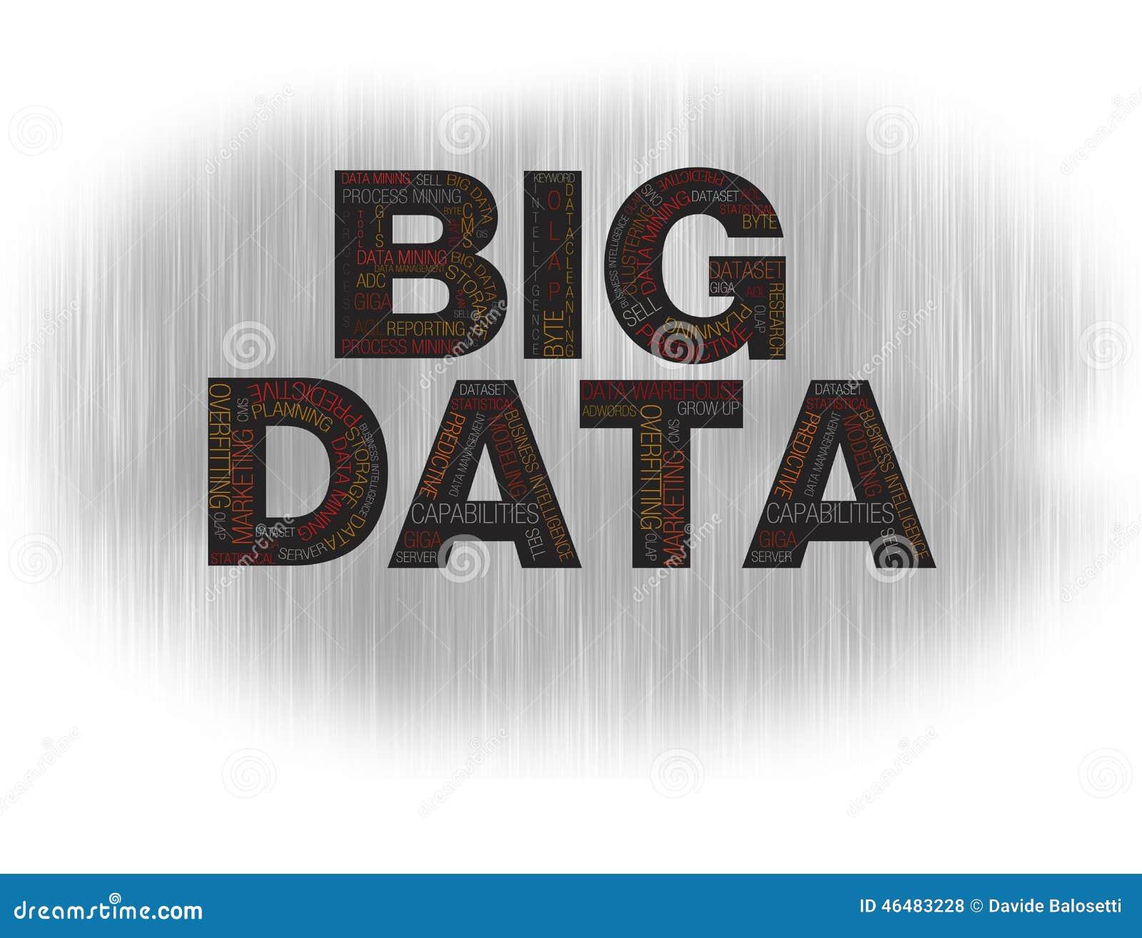 Grand noir de données