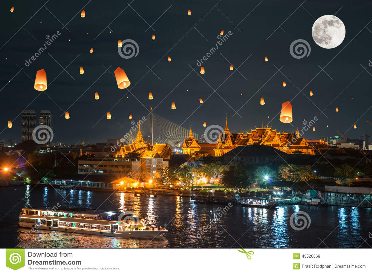 essay about loy krathong day