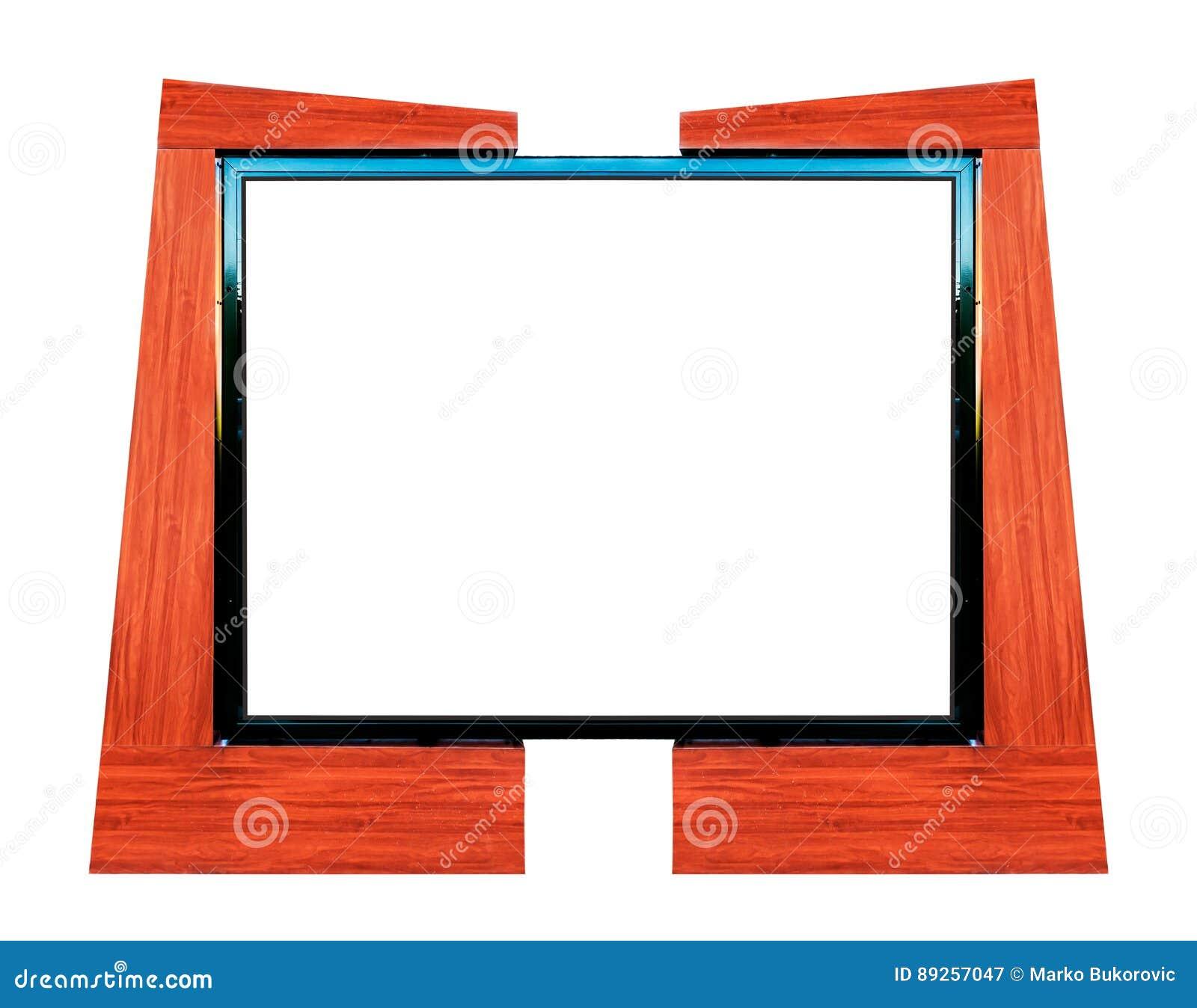 panneau d affichage en bois de rue stock images 381 photos. Black Bedroom Furniture Sets. Home Design Ideas