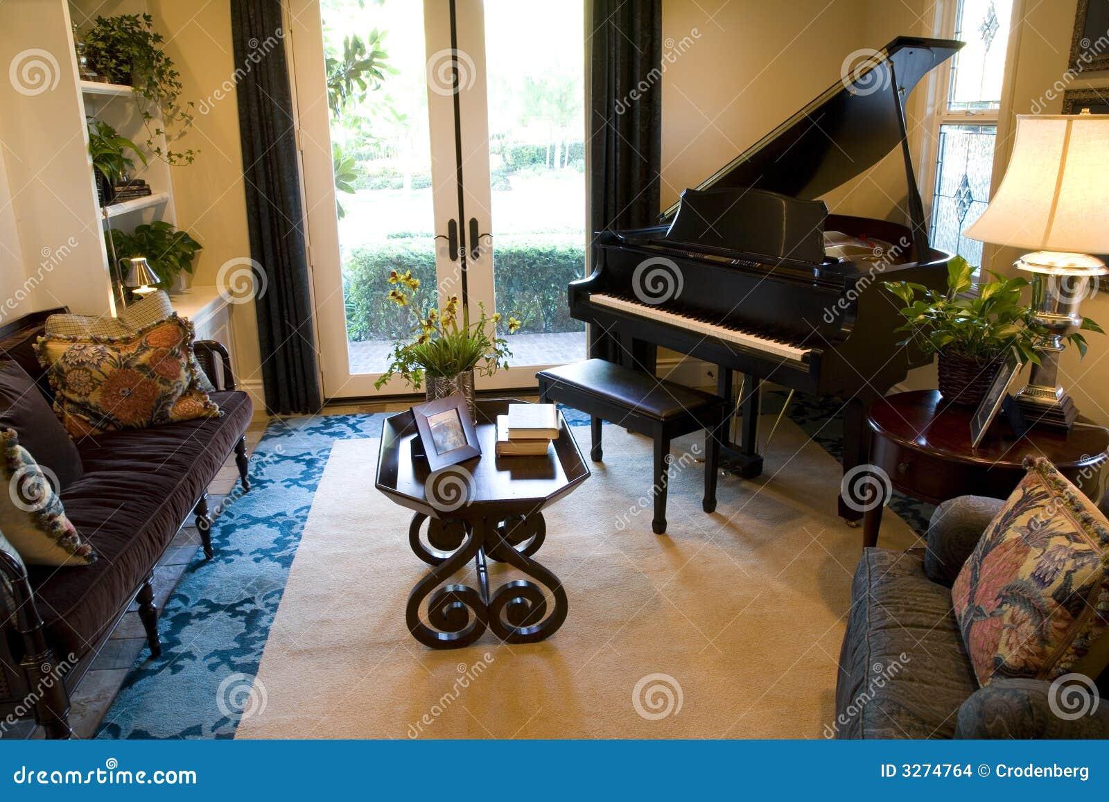 Grand piano 1850