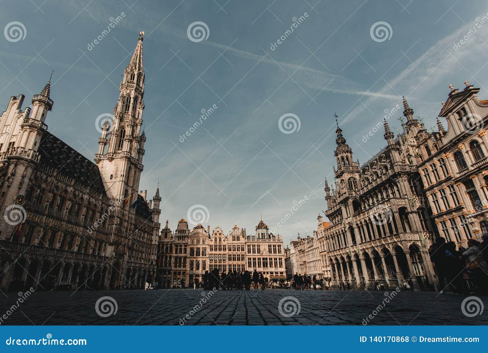 Grand Place av Bryssel