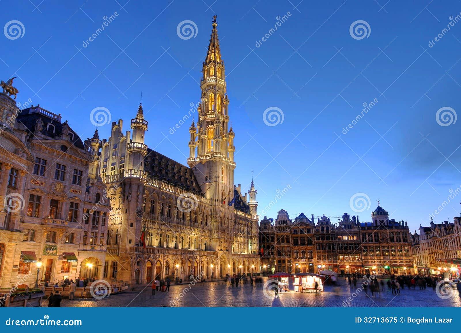 Grand Place, Brussel, België