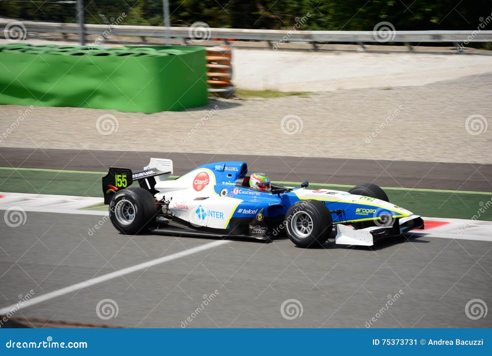A1 Grand Prix Formula Car