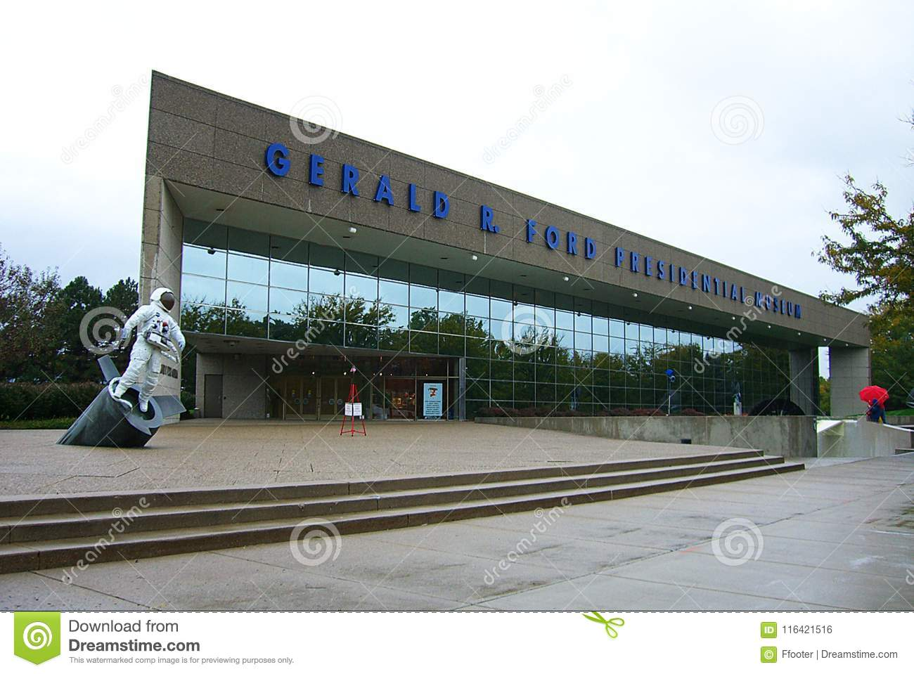 Grand Rapids - Gerald Ford Presidential Library