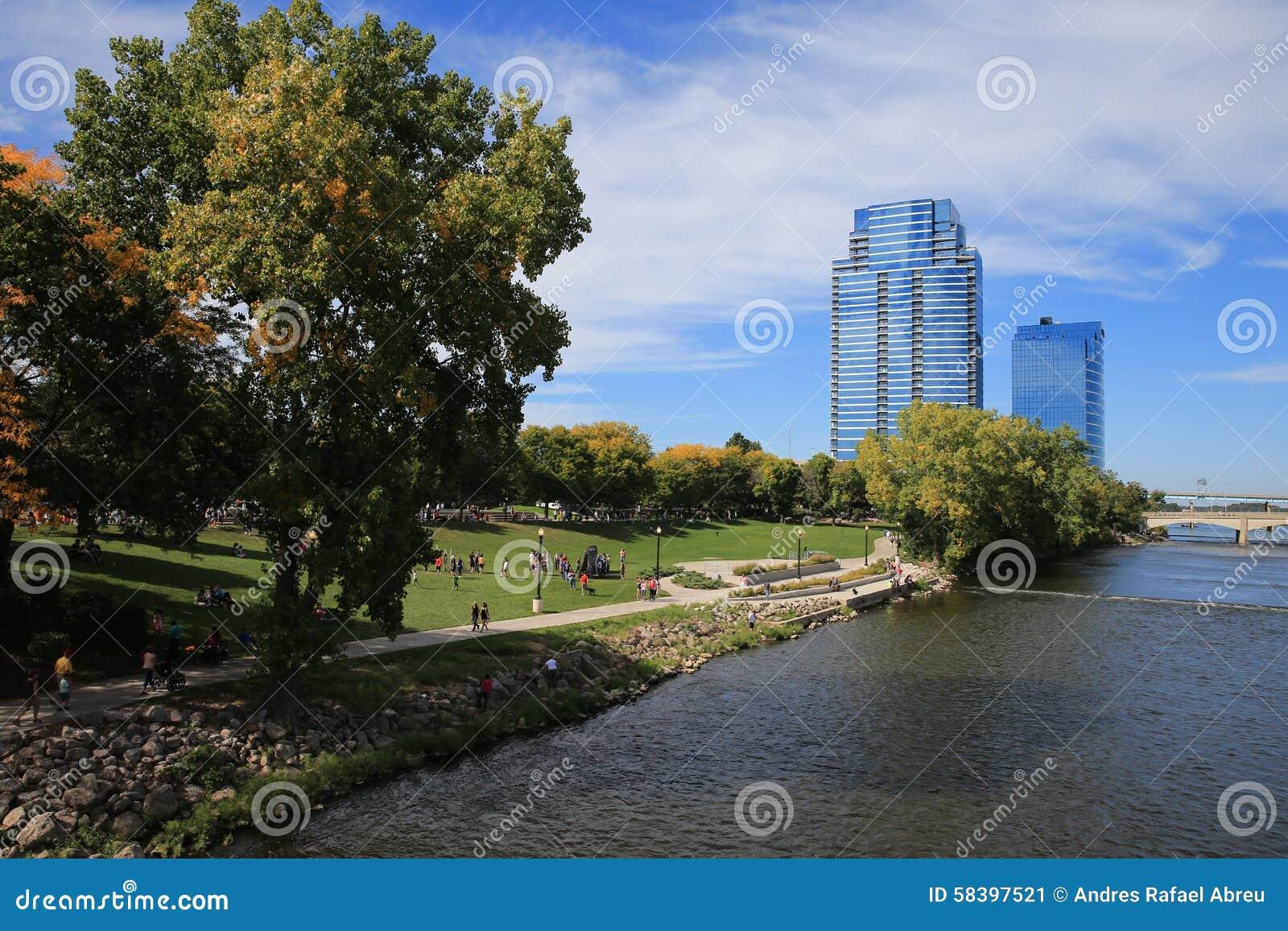Grand Rapids, Michigan del centro, ArtPrize