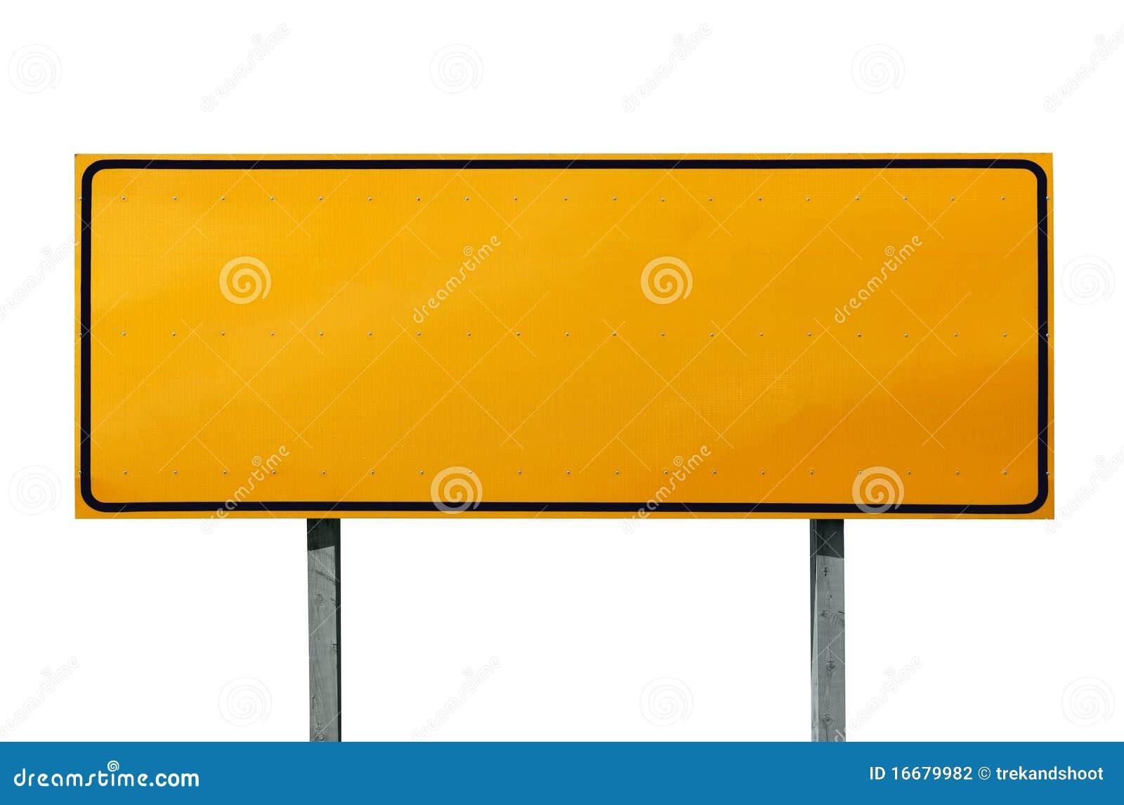 Grand signe blanc d omnibus