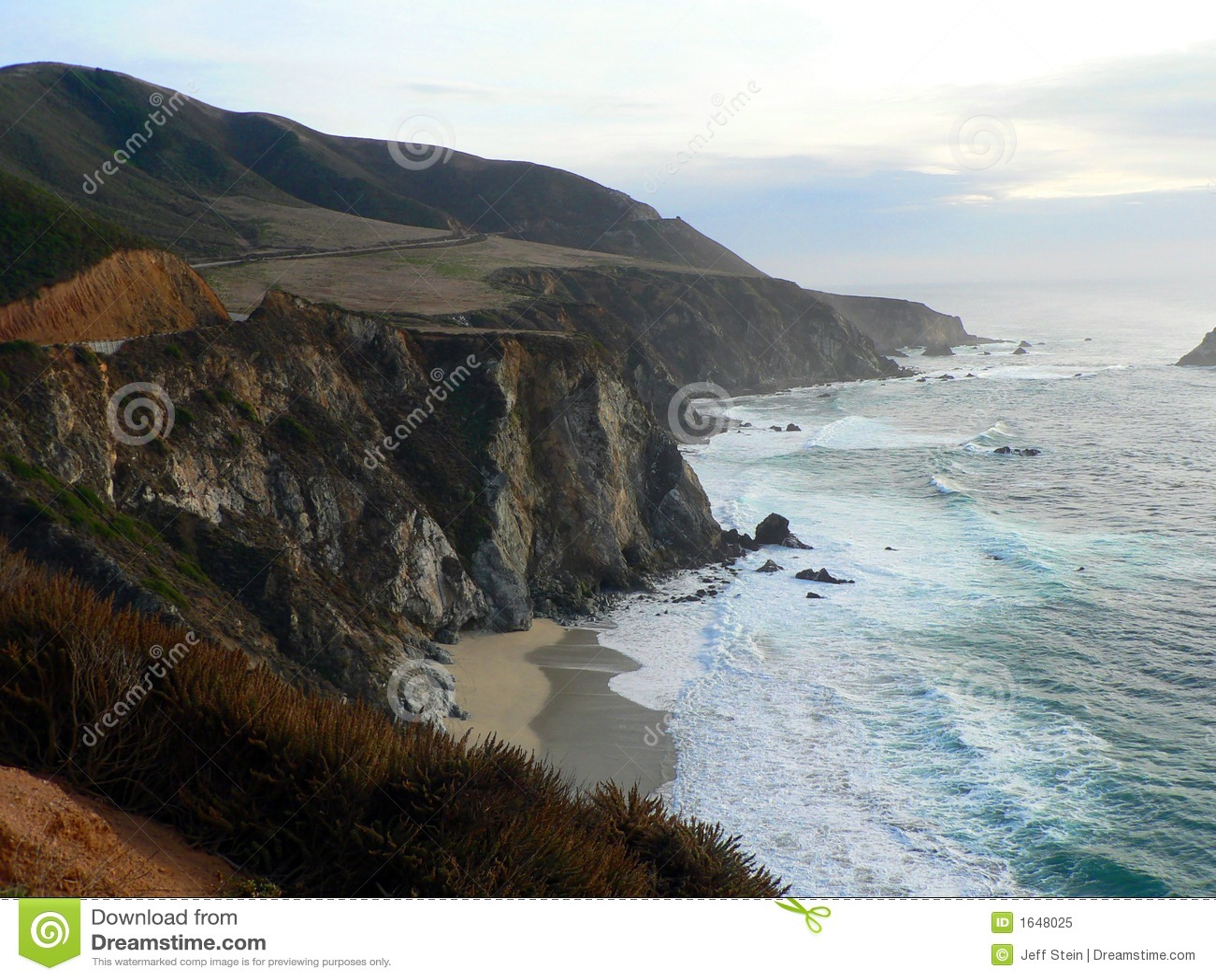 Grand sur de la Californie