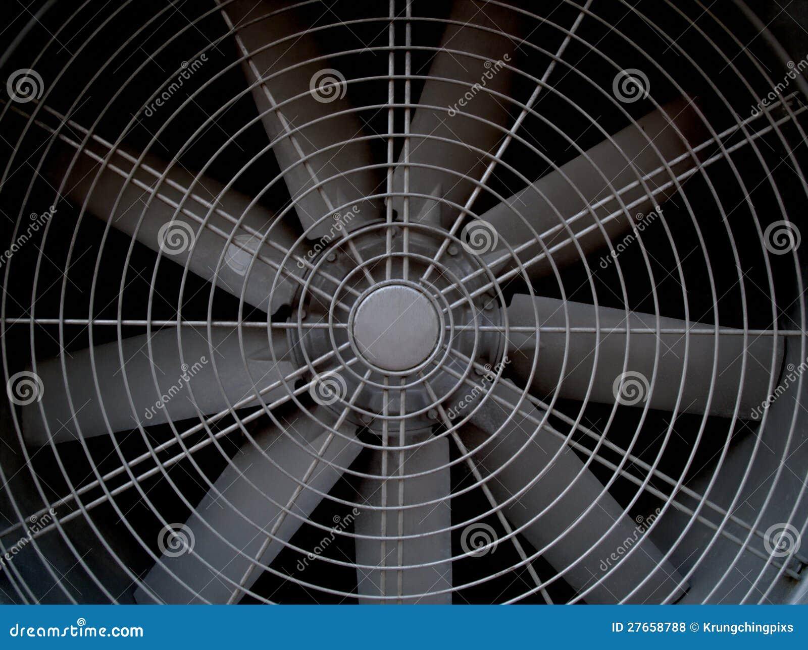 Grand Ventilateur Industriel s libres de droits