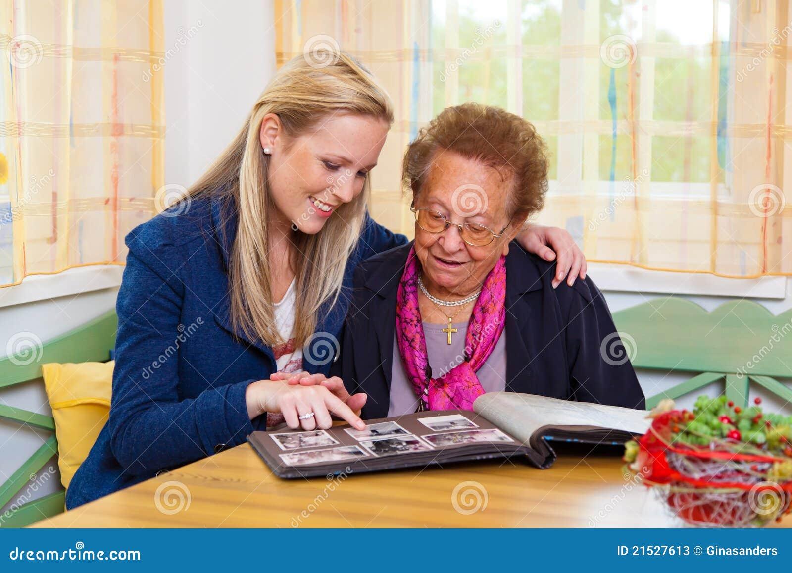 Смотреть бесплатно бабушка и внук 6 фотография