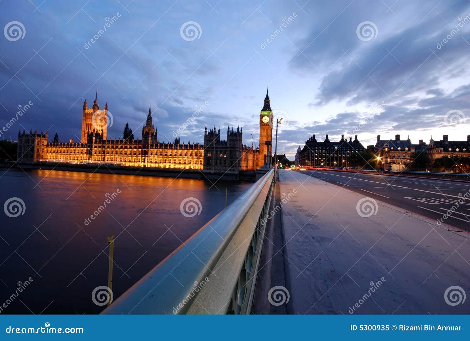 Grande Ben, Camera del Parlamento 3