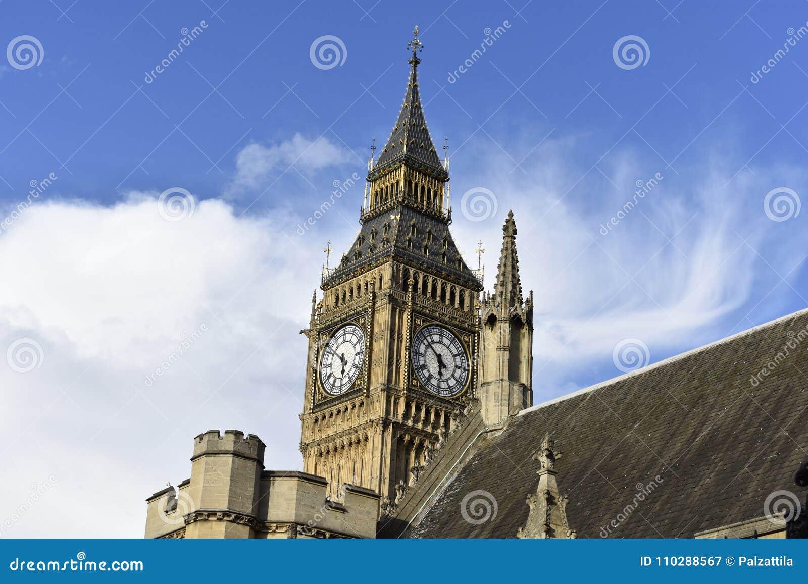 Grande Ben London - la grandi Bell - Regno Unito
